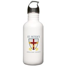 St. Peter's Logo Water Bottle