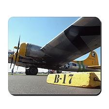 B-17 Bomber Mousepad