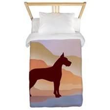 Mountain Mirage Great Dane Twin Duvet