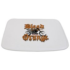 BleedOrange Bathmat