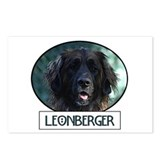 "Leonberger ""Jade"" Postcards (Package of 8)"