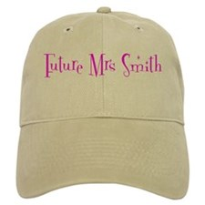 Future Mrs Smith Baseball Cap