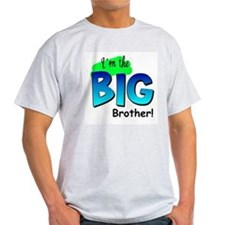 I'm Big Brother Ash Grey T-Shirt