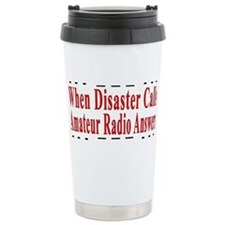 Amateur radio Travel Mug