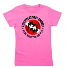 Extreme Dive (Hammerheads) Girl's Tee