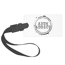 ANTM Addict Luggage Tag