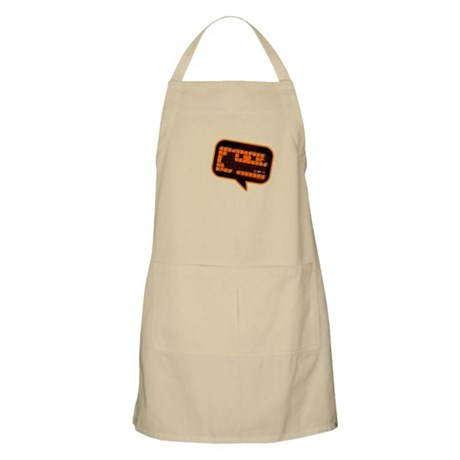 Shout Cool! BBQ Apron