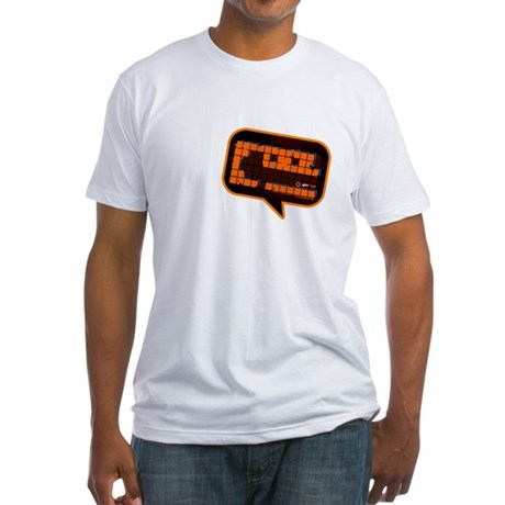 Shout Cool! Fitted T-Shirt