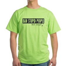 Unique Pit bull ban T-Shirt