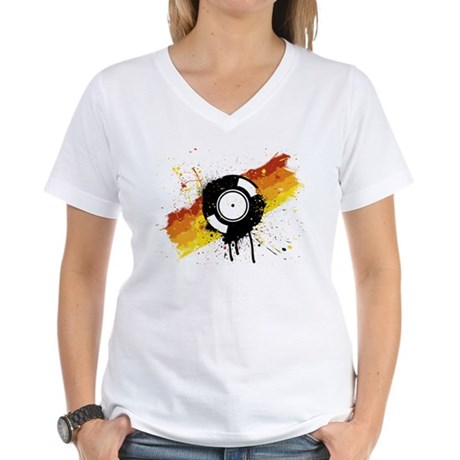 Show your true colours Women's V-Neck T-Shirt