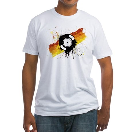 Show your true colours Fitted T-Shirt