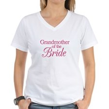 Grandmother of the Bride (rose) Shirt