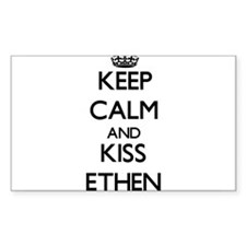 Keep Calm and Kiss Ethen Decal