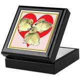 I Love Ducklings! Keepsake Box