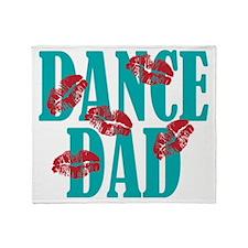 Dance Dad Throw Blanket