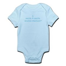 Custom Double Feature For Twins Body Suit