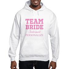 Team Bride | Personalized Wedding Hoodie