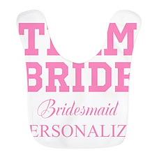 Team Bride | Personalized Wedding Bib
