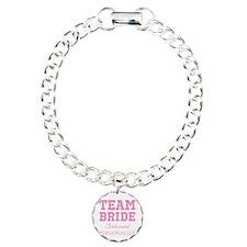 Team Bride   Personalized Wedding Bracelet
