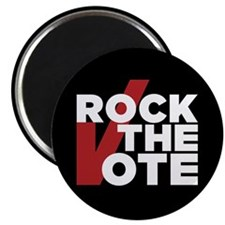 Rock The Vote - Magnets