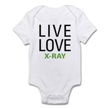 Live Love X-Ray Infant Bodysuit