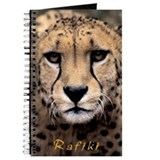 Cute Cheetahs Journal