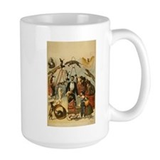 Cute Funny dog picture Mug
