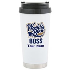 Cute Boss Travel Mug