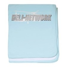 Heli-Network baby blanket