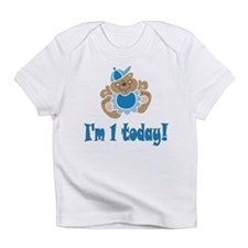 Cute 3 baseball Infant T-Shirt