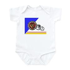 Vshrews Color Block Infant Body Suit