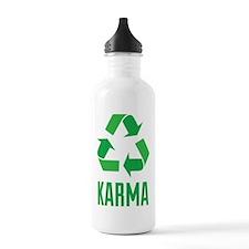 Karma Water Bottle