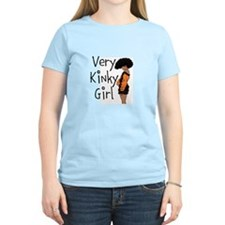 Cute Black woman T-Shirt