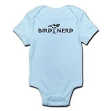 Funny Bird nerd Infant Bodysuit