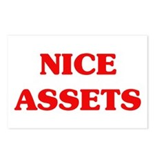 Nice Assets Postcards (Package of 8)