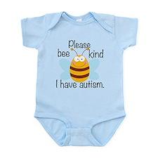 Autism Bee Infant Bodysuit