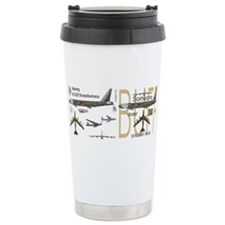 Unique Buff Travel Mug