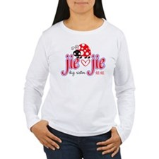 Jie Jie Long Sleeve T-Shirt