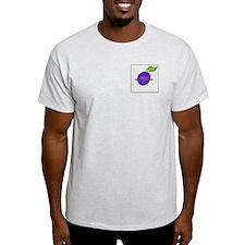 Hollow Plum Logo - Color T-Shirt