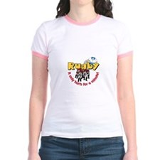 Rugby It only hurts for a minute! T-Shirt