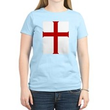 Crusader Cross (Red) T-Shirt