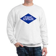 Exhaust vs. Air Sweatshirt