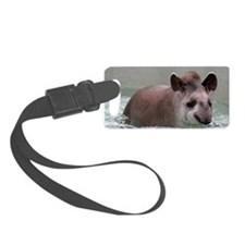 Cute Water animals Luggage Tag