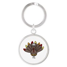 Turkey Keychains