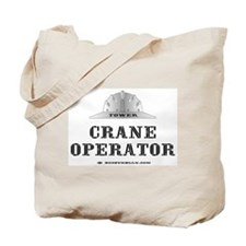 Tower Crane Tote Bag