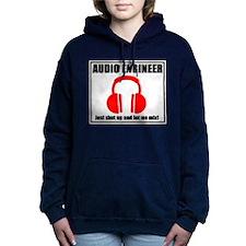 Let Me Mix Women's Hooded Sweatshirt