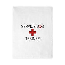 Service Dog Trainer Twin Duvet
