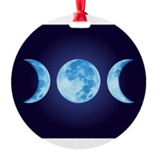 Unique Moon phases Ornament