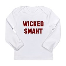 Wicked smaht Long Sleeve T-Shirt