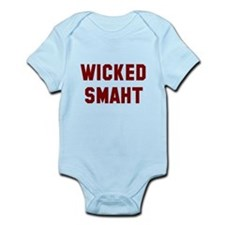 Wicked smaht Body Suit